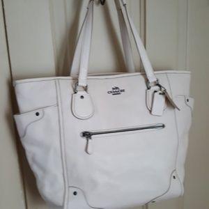 New White Coach Bag